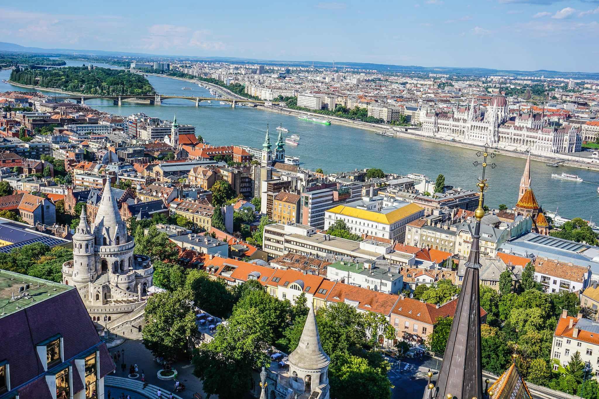 Budapest Fischerbastei