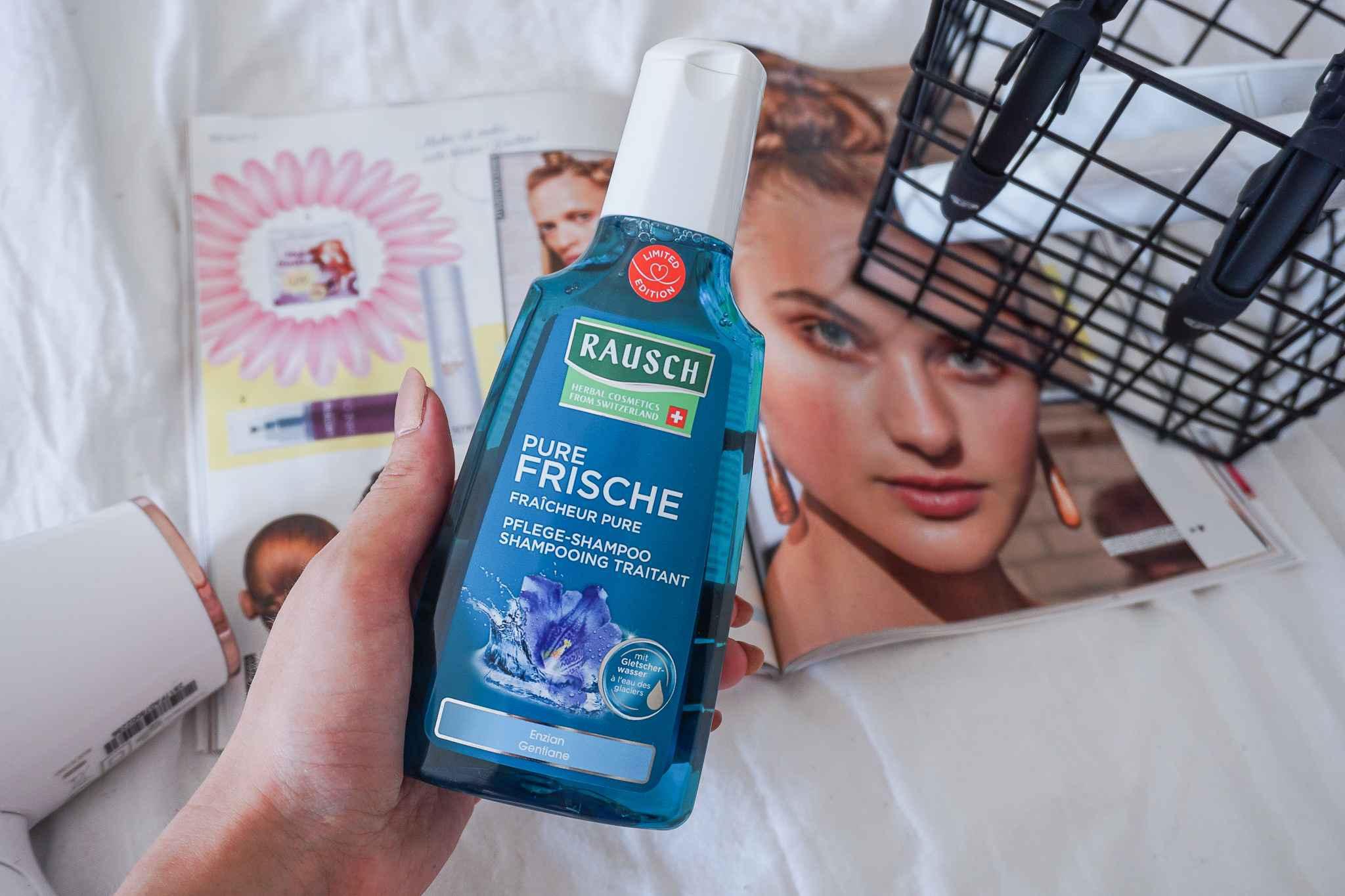 Rausch Shampoo Pure Frische Review