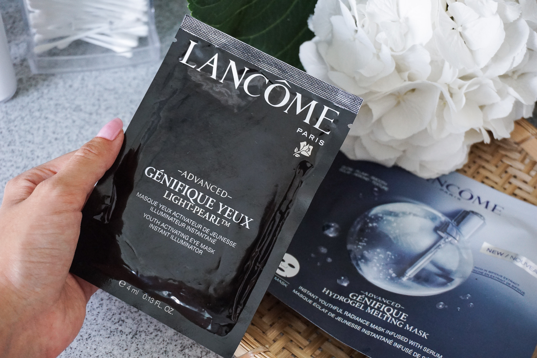 Lancome masken review
