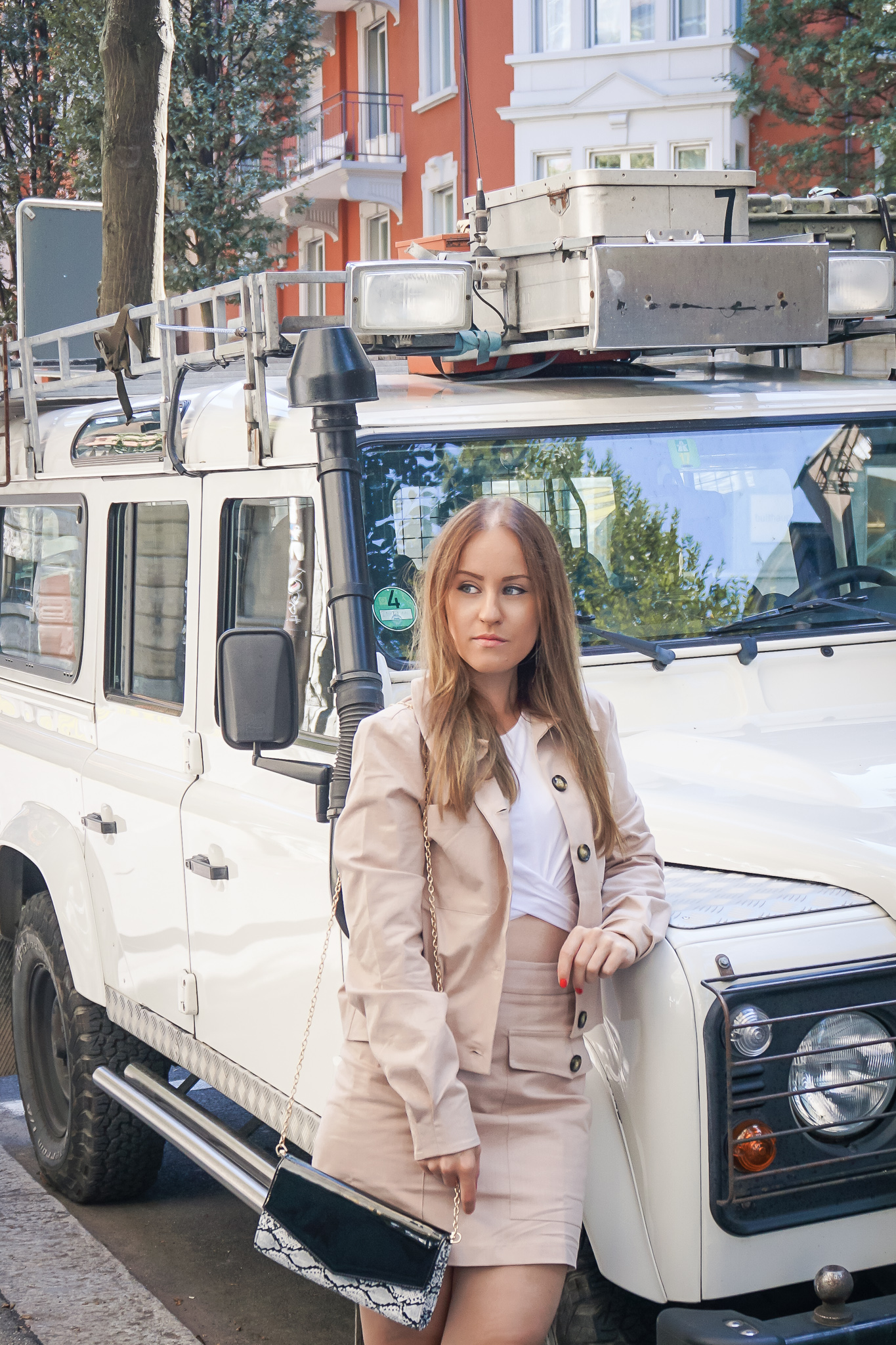 Safari Look Fashion