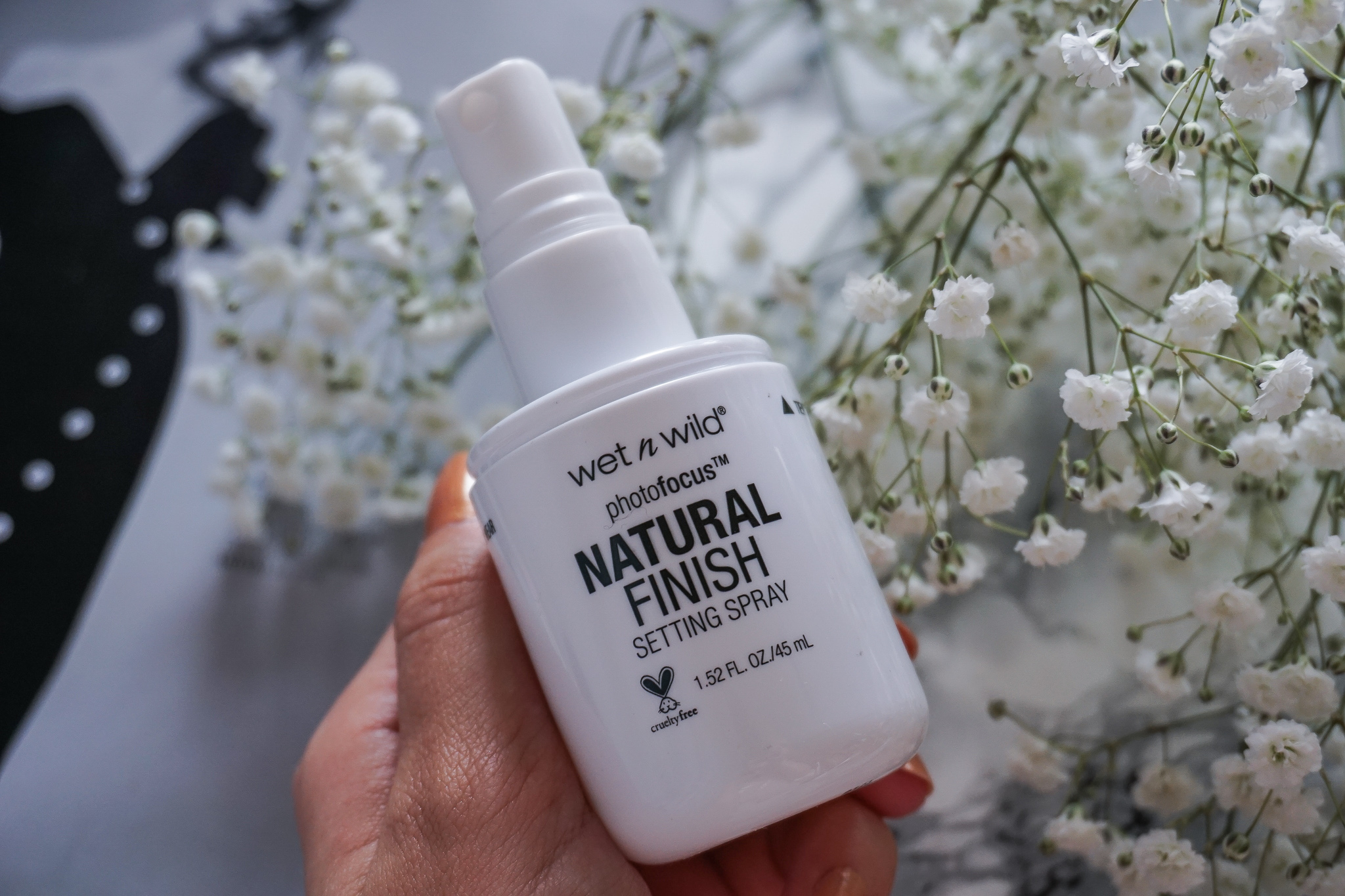 Natural Finish Setting Spray Wetnwild Review