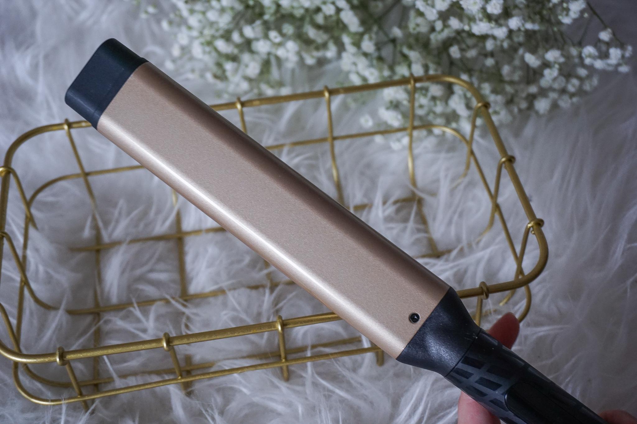 Babyliss Lockenstab Oval Gold Ceramic 38 mm