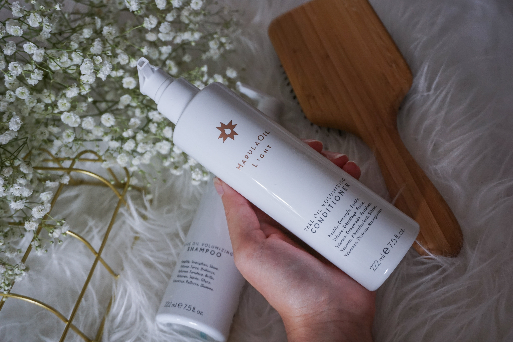 Marula Oil Light Paul Mitchell Review