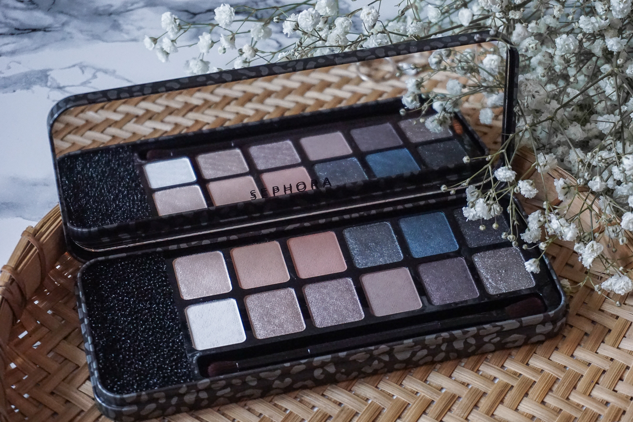 Sephora Feline Instict Dark Edition Palette Review