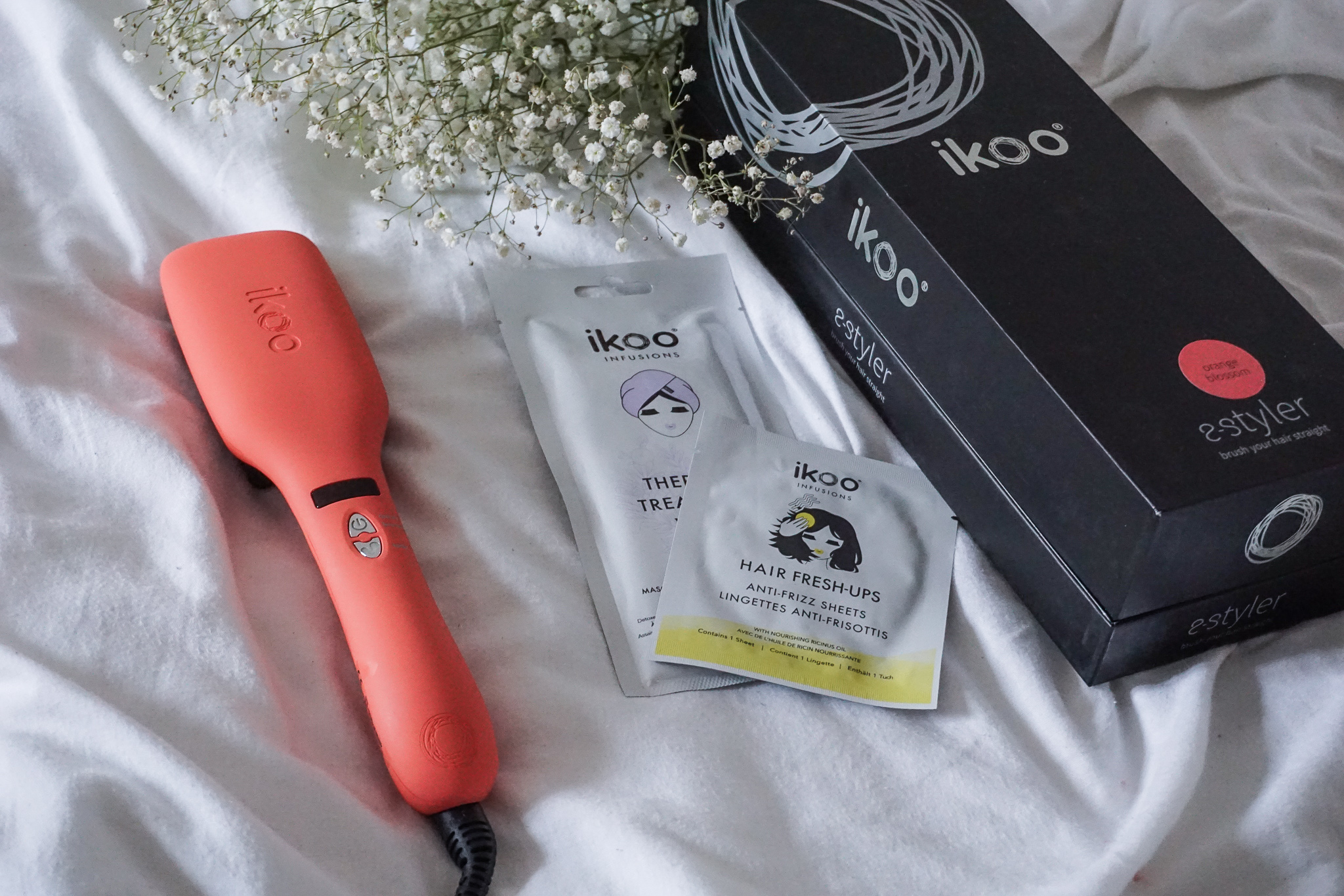 ikoo brush e styler review