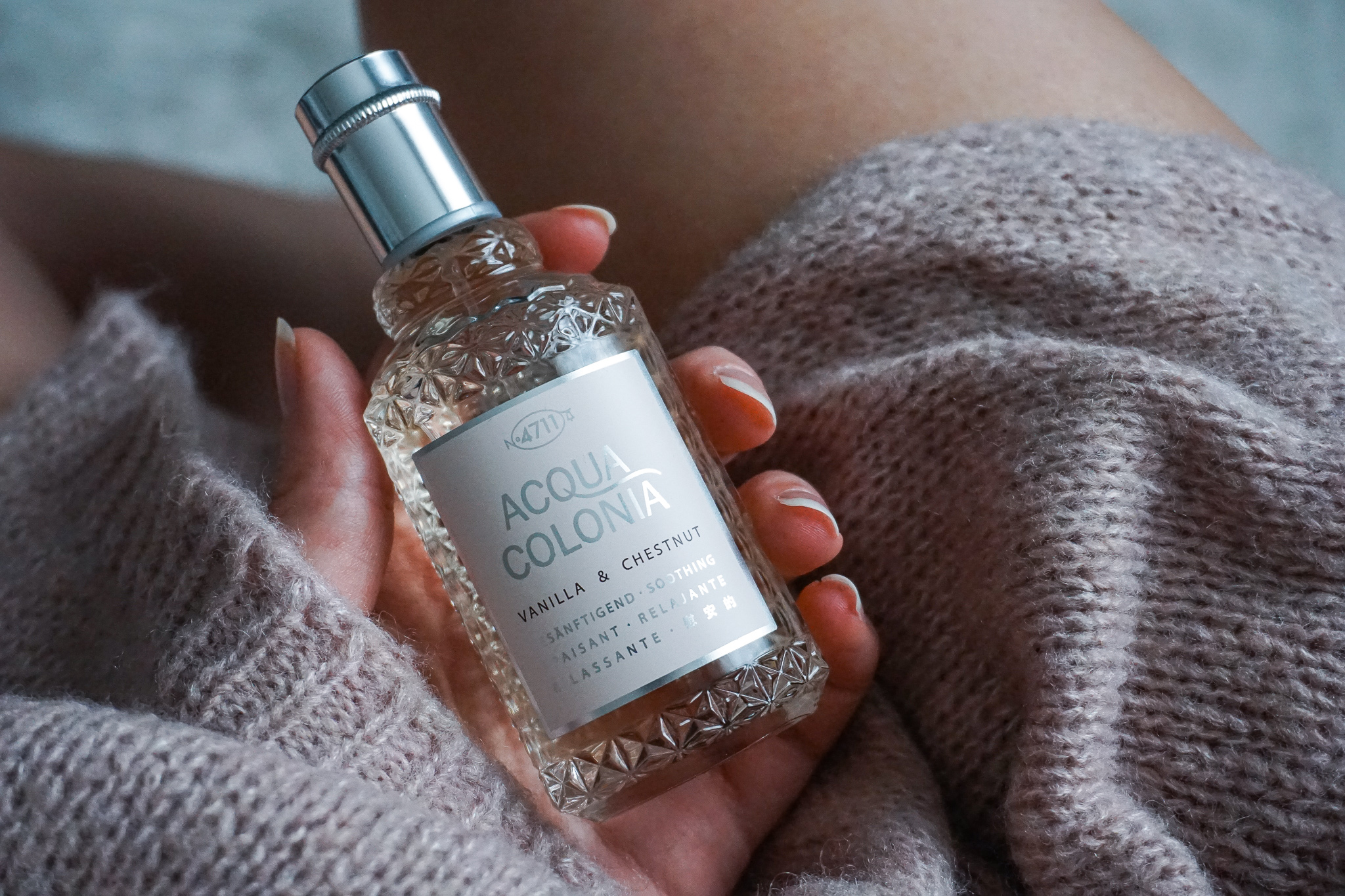 N°4711 Acqua Colonia - Blackberry & Cocoa und Vanilla & Chestnut