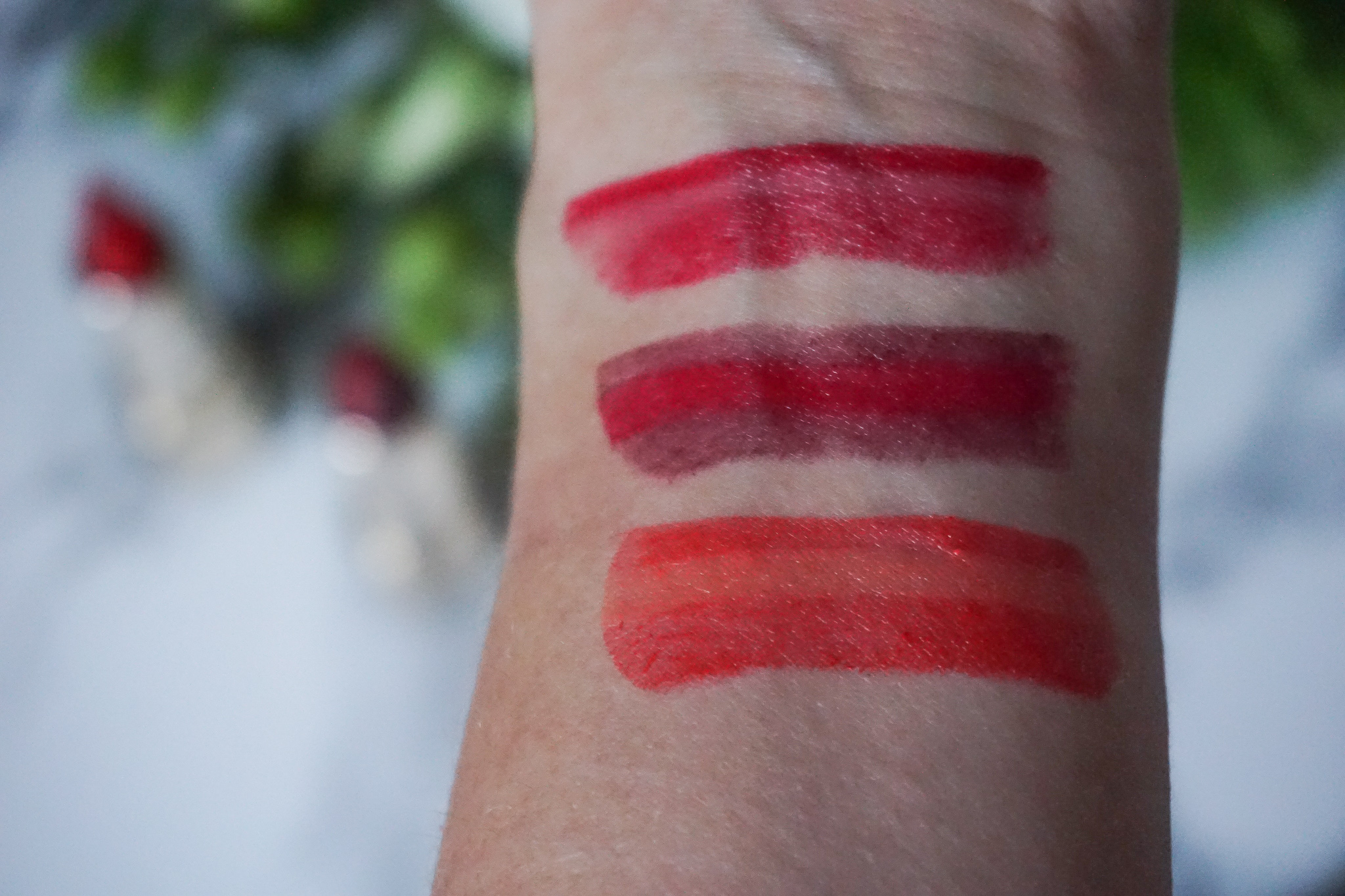 Clarins Jolie Rouge Gradation Lippenstifte Review