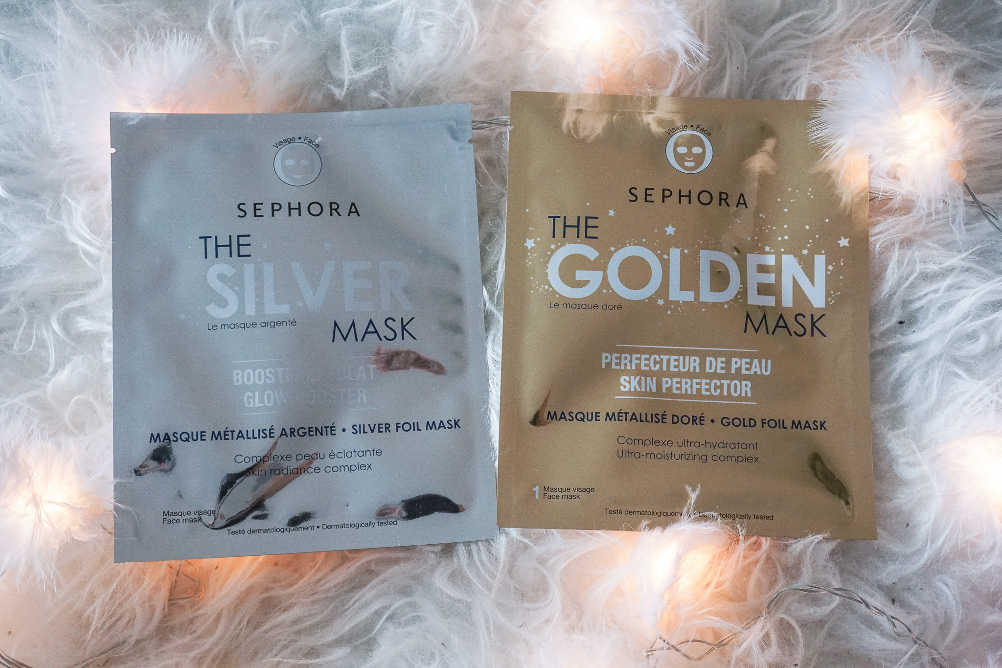 Golden Silver Mask Sephora