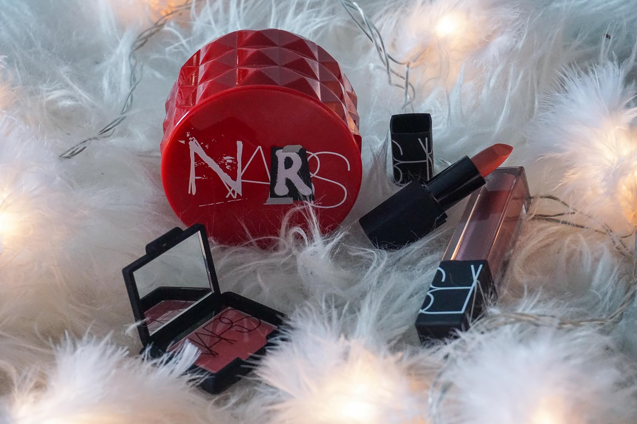 NARS - Little Fetish Mini Blush & Lipstick