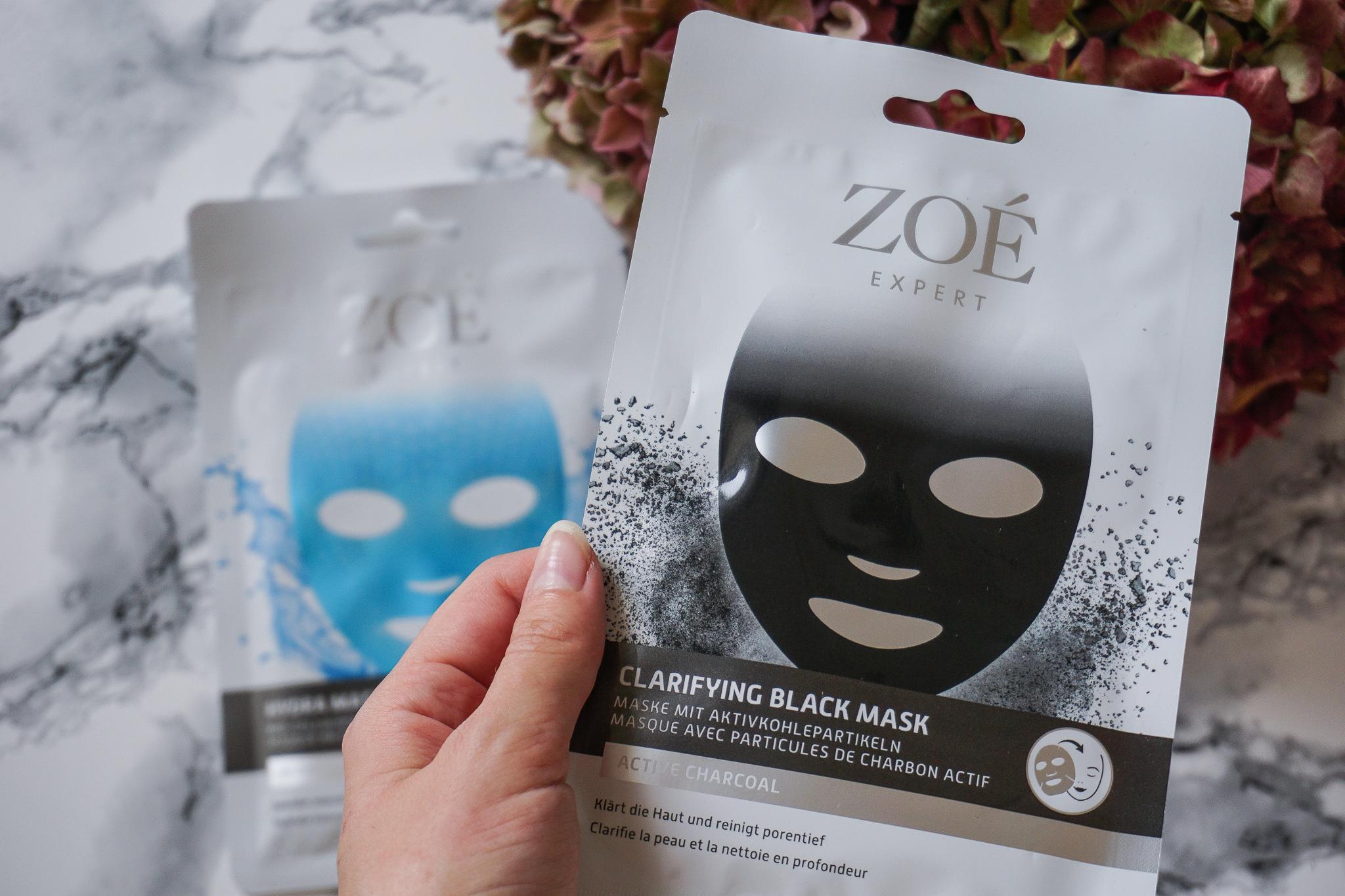 Zoe Gesichtsmaske