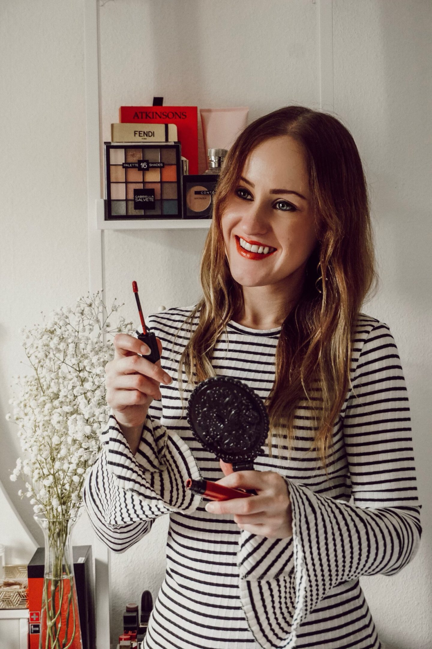 Make-up Lieblinge im Januar von Guerlain und Gabriella Salvete