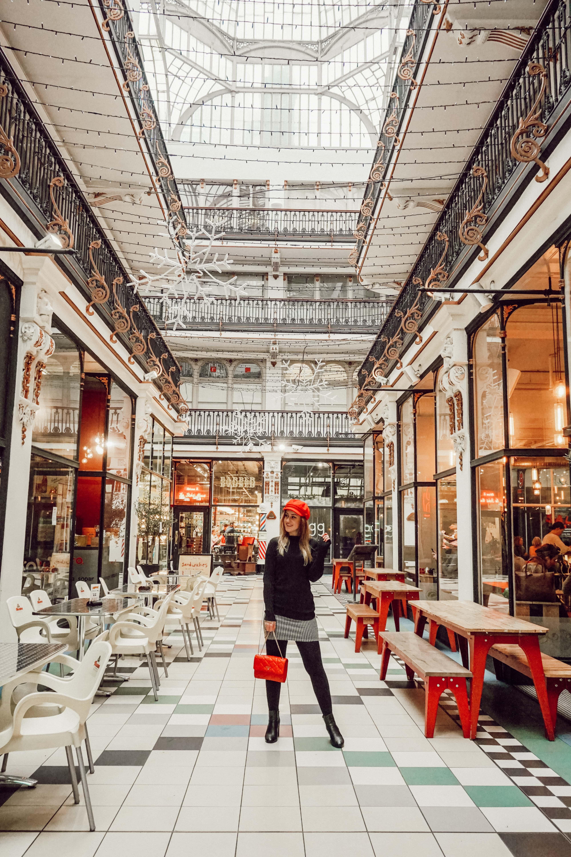 Manchester barton arcade