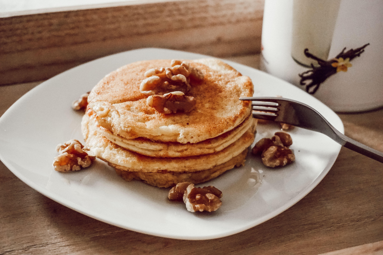 Nahrin Proteinpancakes Rezept