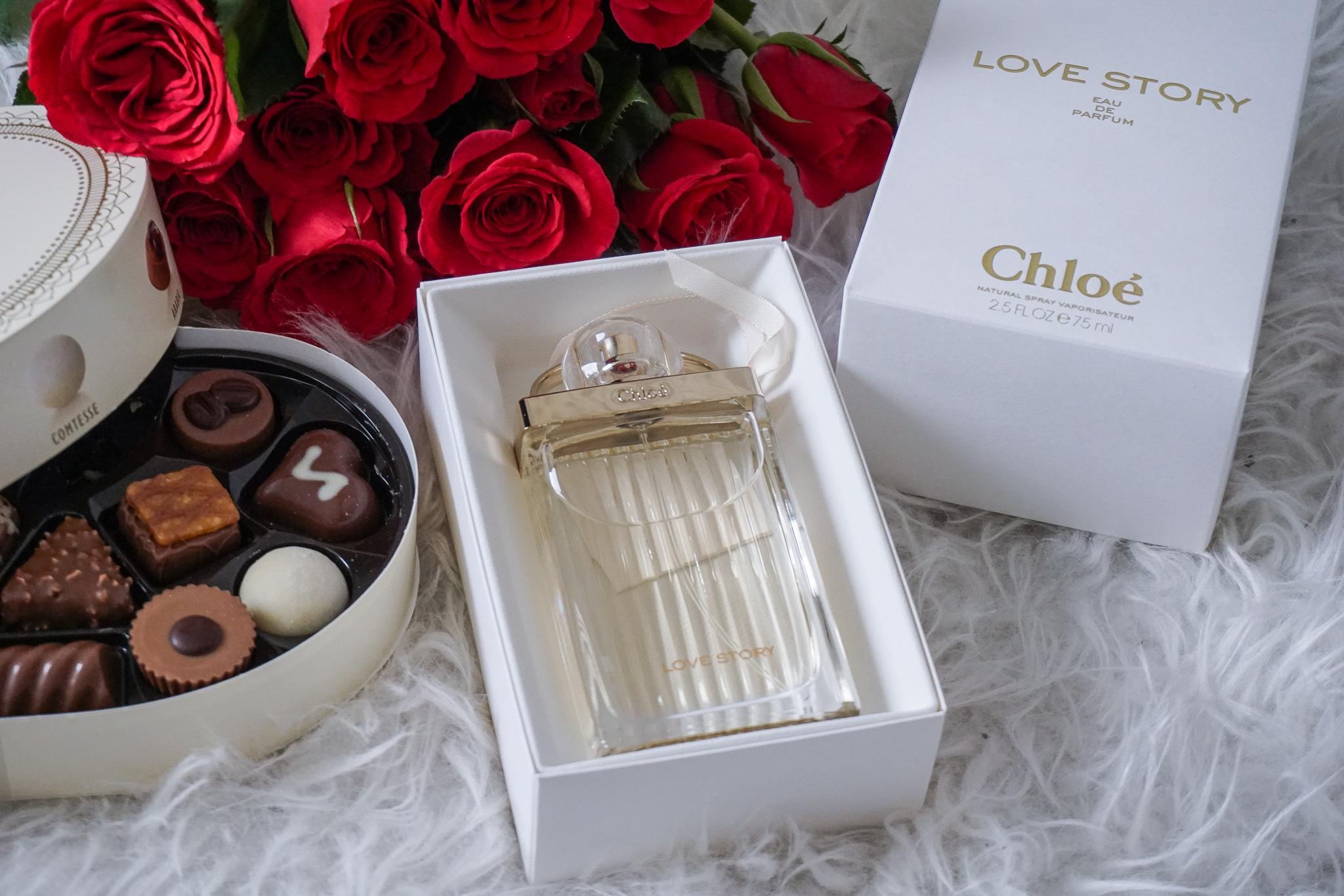 Valentinstag Parfumcity.ch Chloe Lovestory