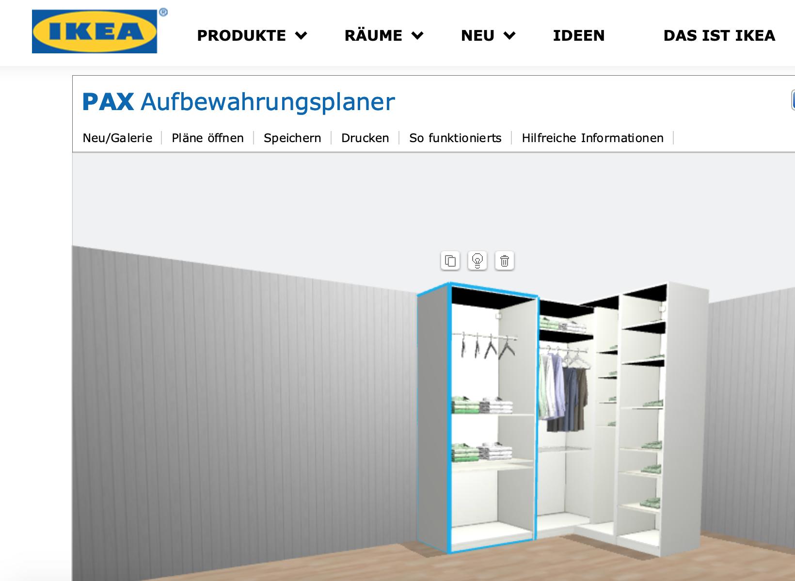 IKEA PAXPlaner