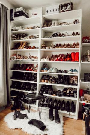 Billy Shoe wall