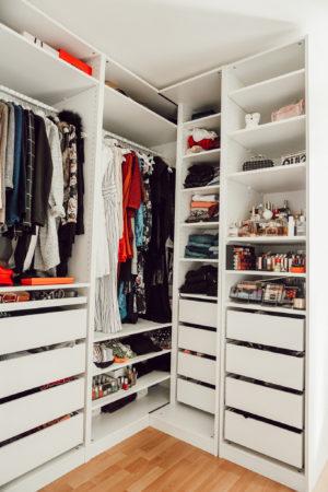 IKEA PAX Open Closet