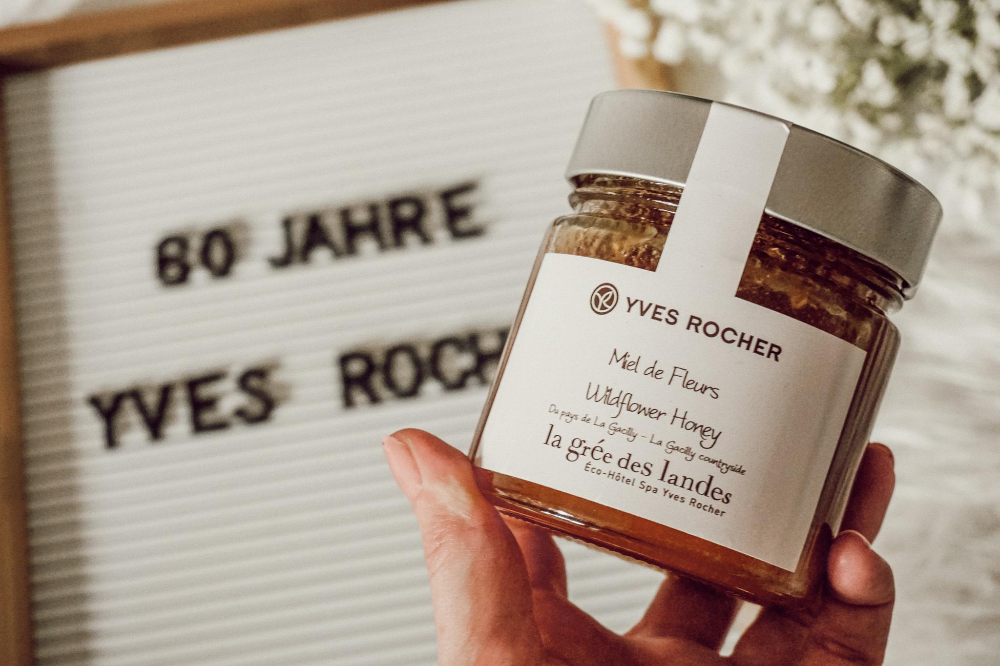 Yves Rocher 60 Jahre