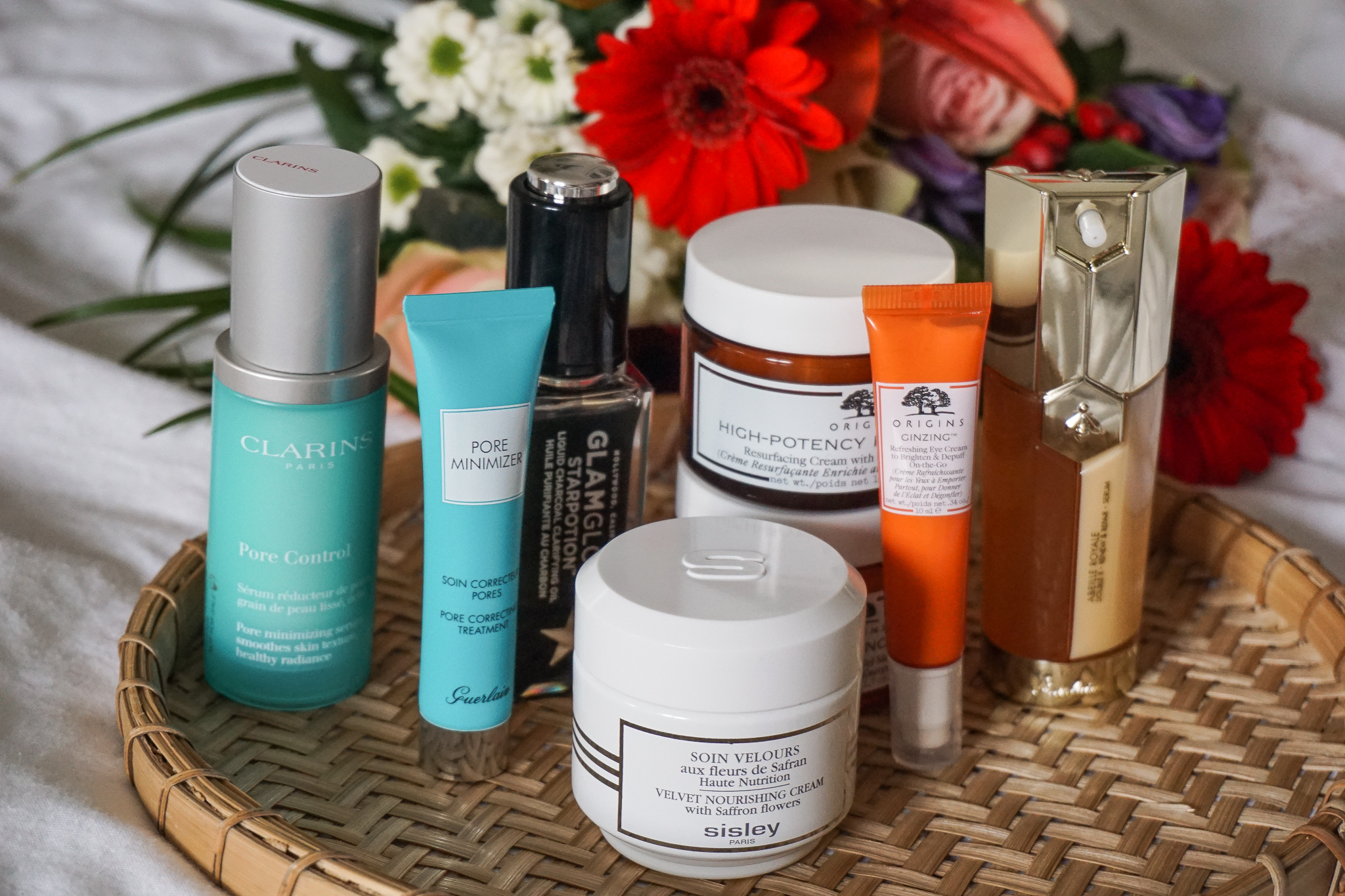 Skin Care Favoriten