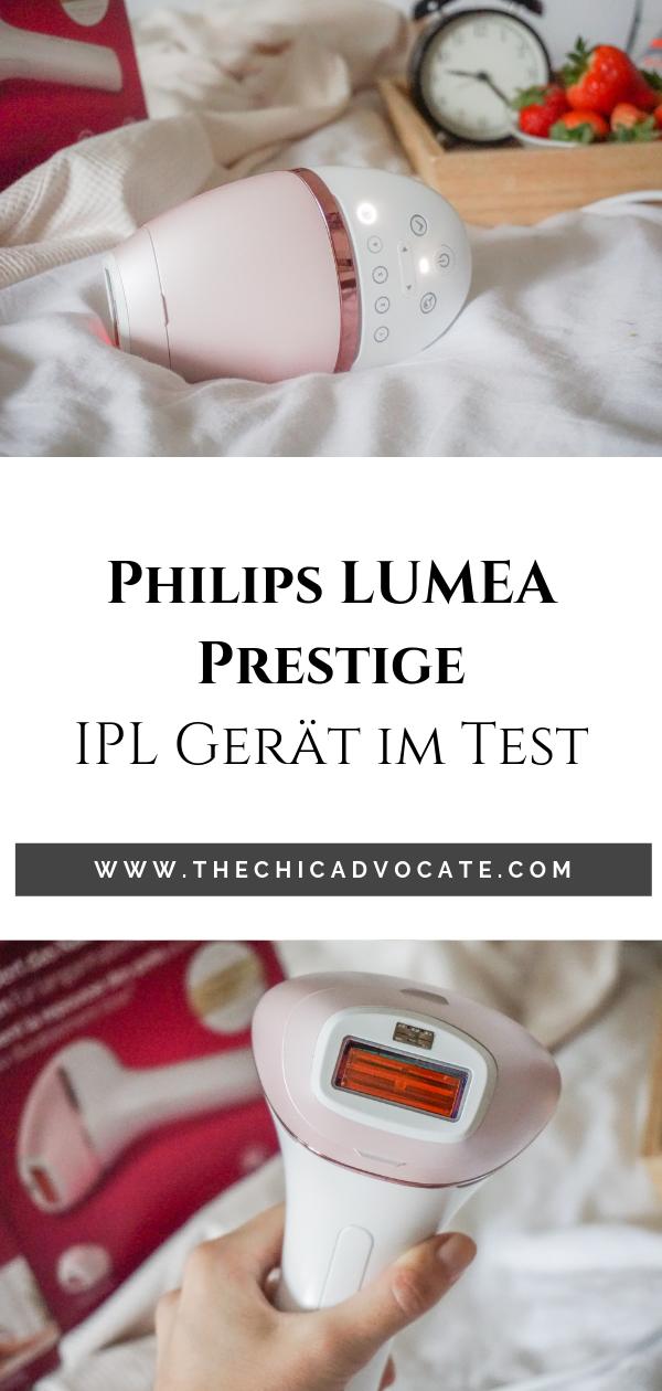 Philips lumea prestige