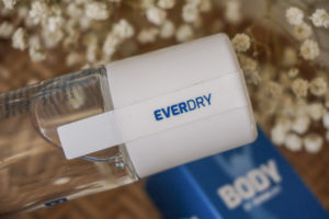 Produktetest: everdry Antitranspirant Body Roll-On