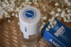Produktetest: everdry Antitranspirant Body Roll-On