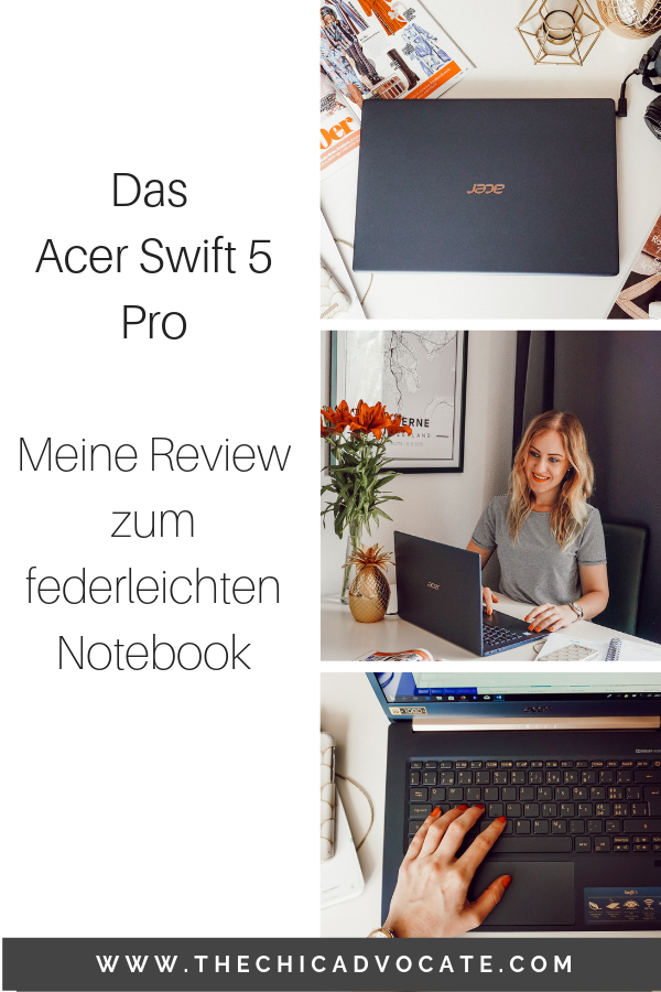 Das Acer Swift 5 Pro Meine Review (2)
