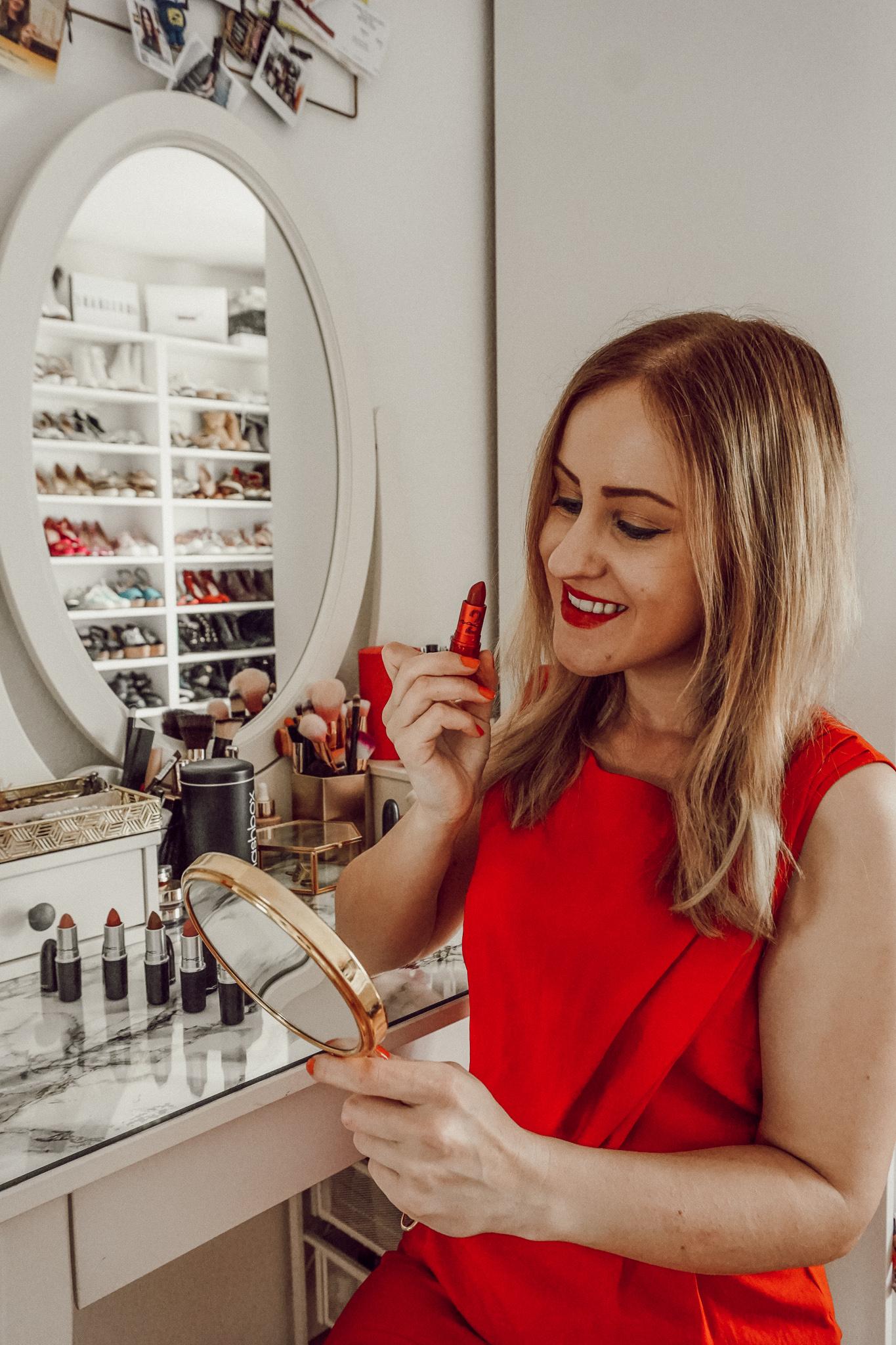 MAC Lipstick Maccosmetics