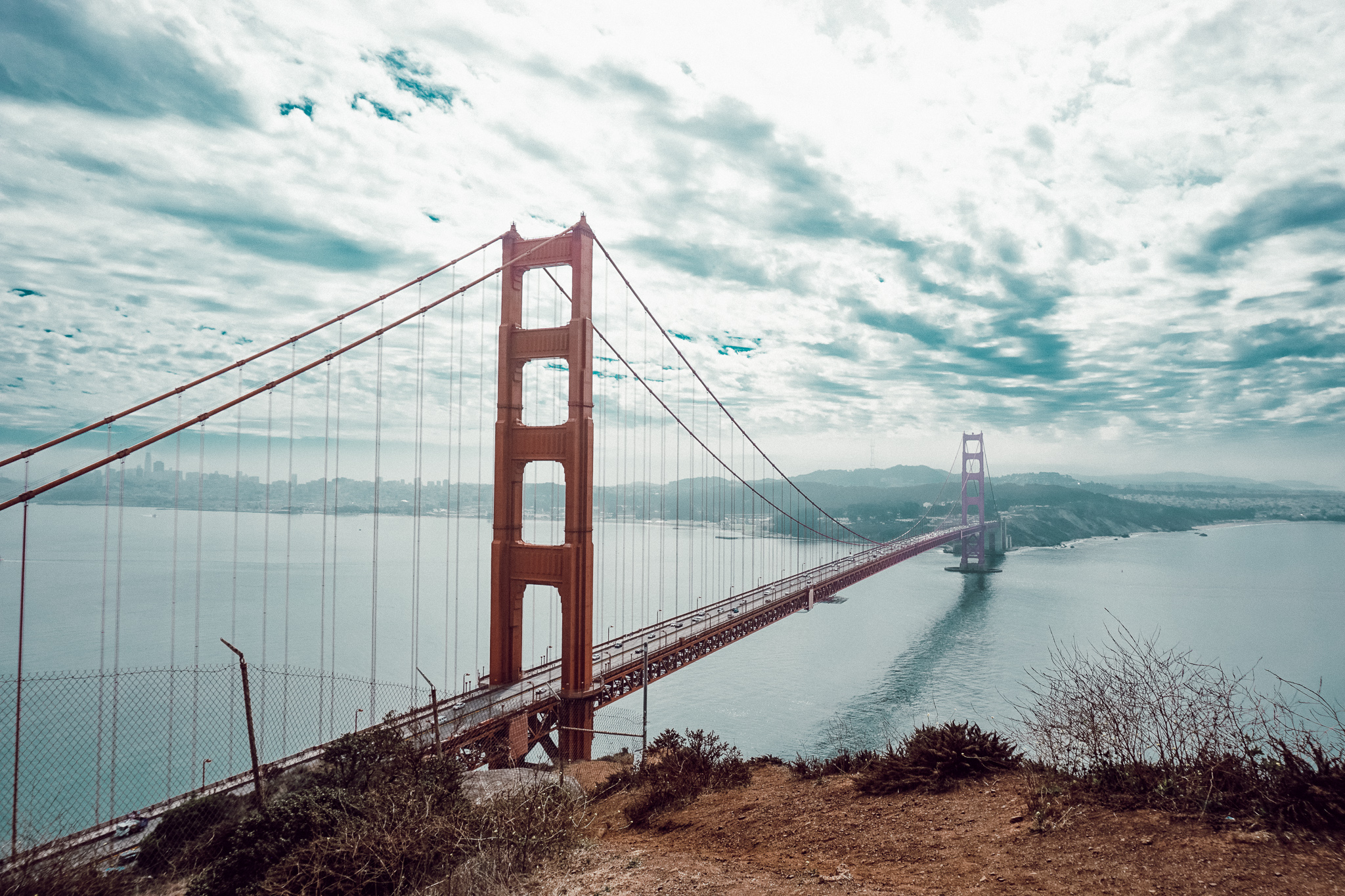 San Francisco City Guide Golden Gate Bridgte
