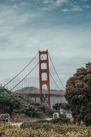 San Francisco City Guide Golden Gate Bridgte