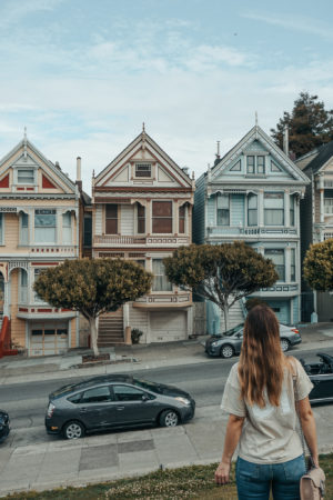 San Francisco City Guide Golden Painted Ladies