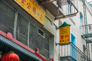 San Francisco City Guide China Town