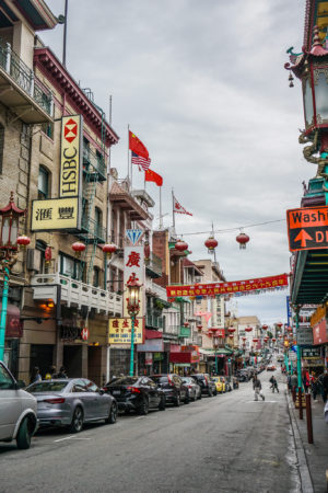 San Francisco City Guide China Town