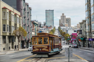 San Francisco City Guide Cable Car