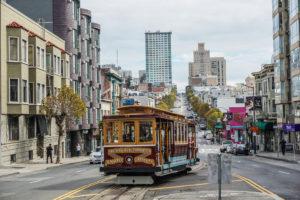 San Francisco City Guide Cable Car