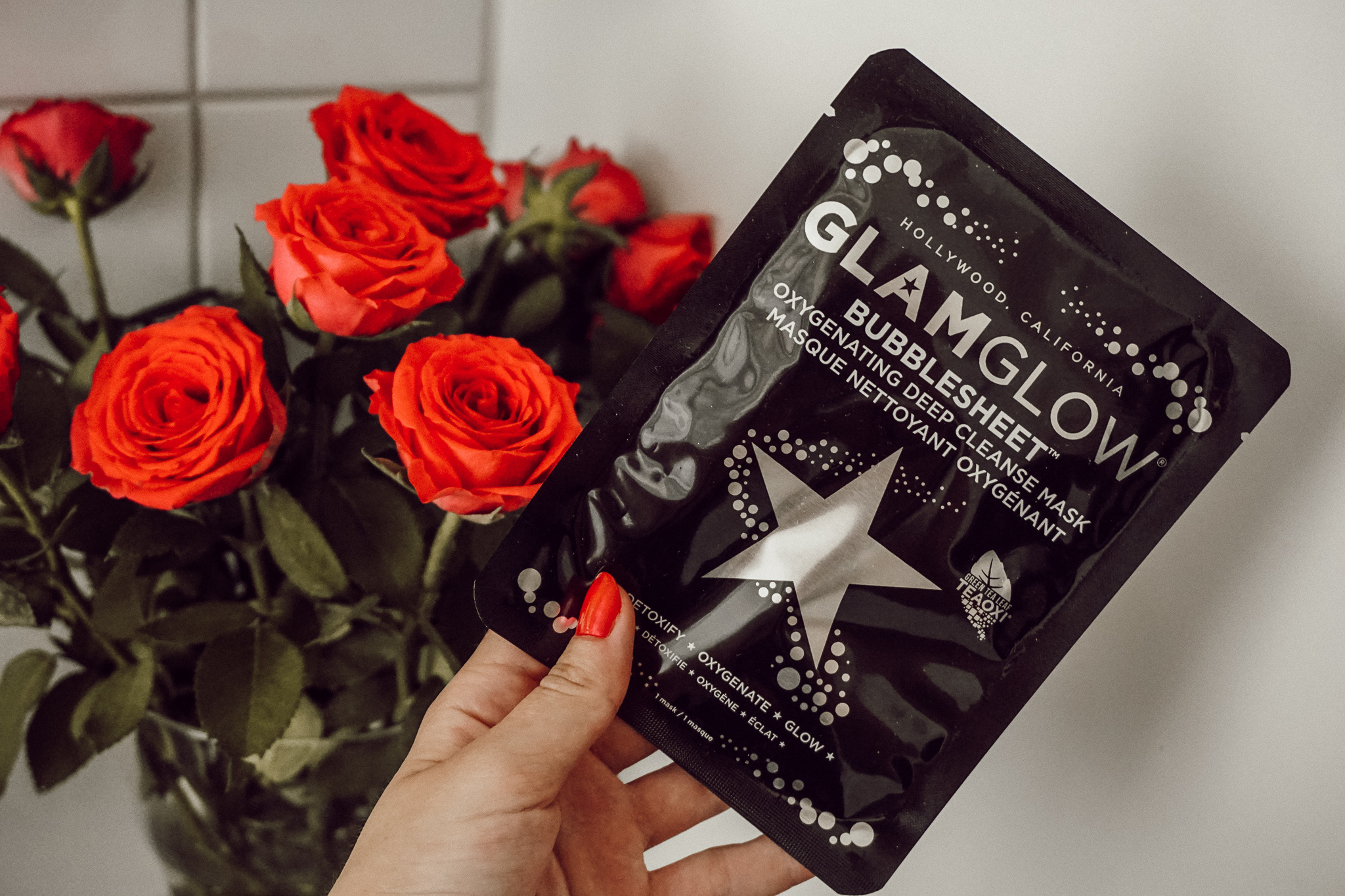 Glamglow Bubble Sheet Mask