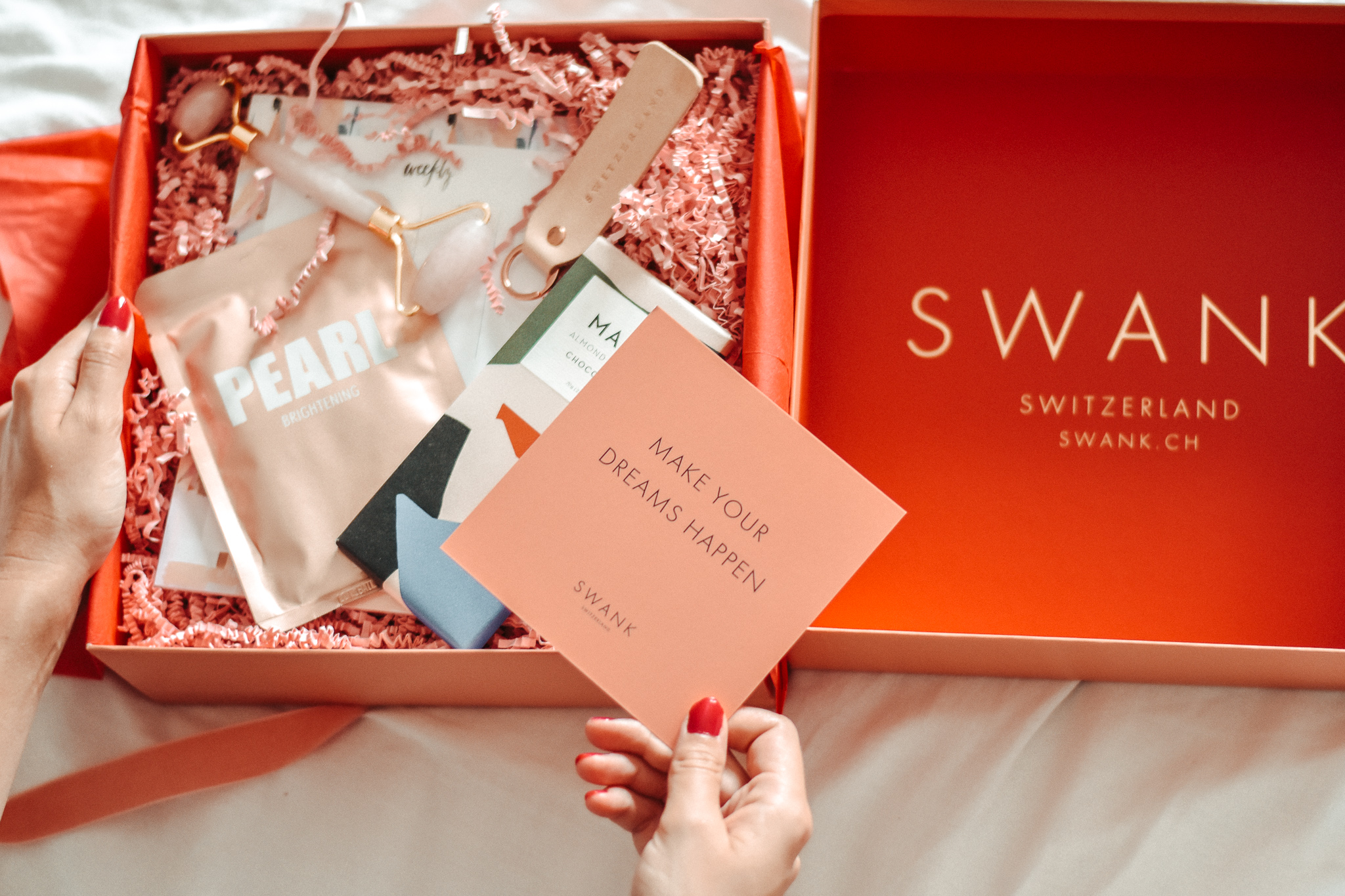 Geschenkbox Swank