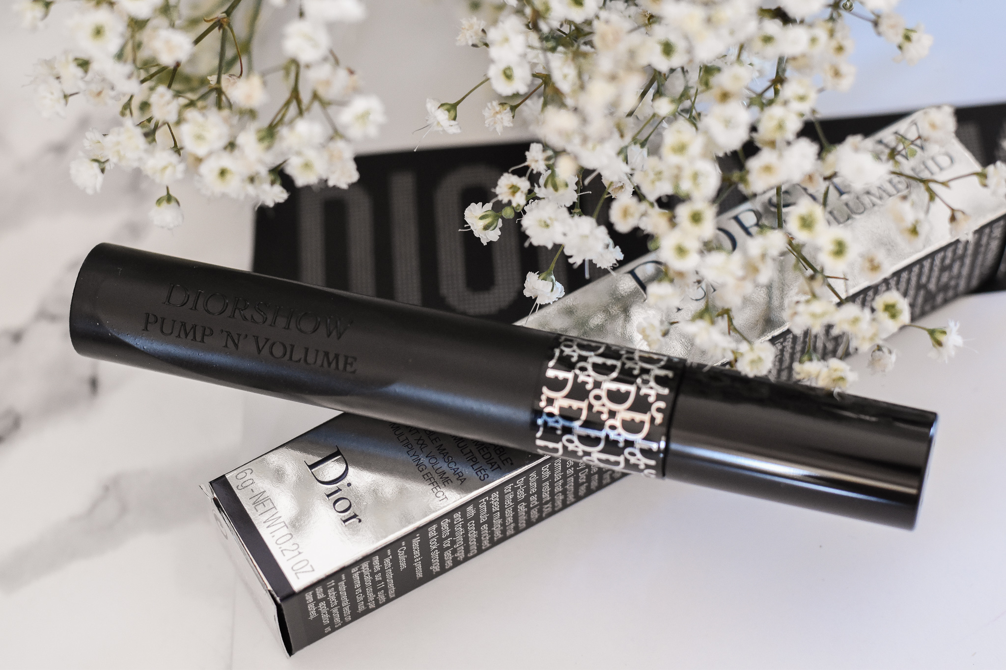 Diorshow Pump 'N 'Volume HD Mascara