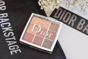 Dior Backstage Eye Palette 003 Amber Neutrals