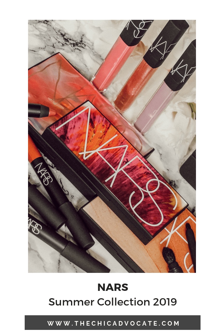 NARS Summer Collection 2019