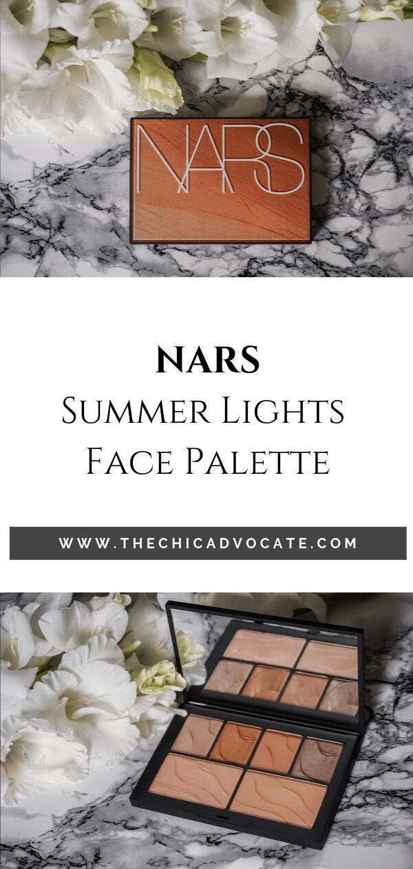 NARS Summer Lights FAce Palette