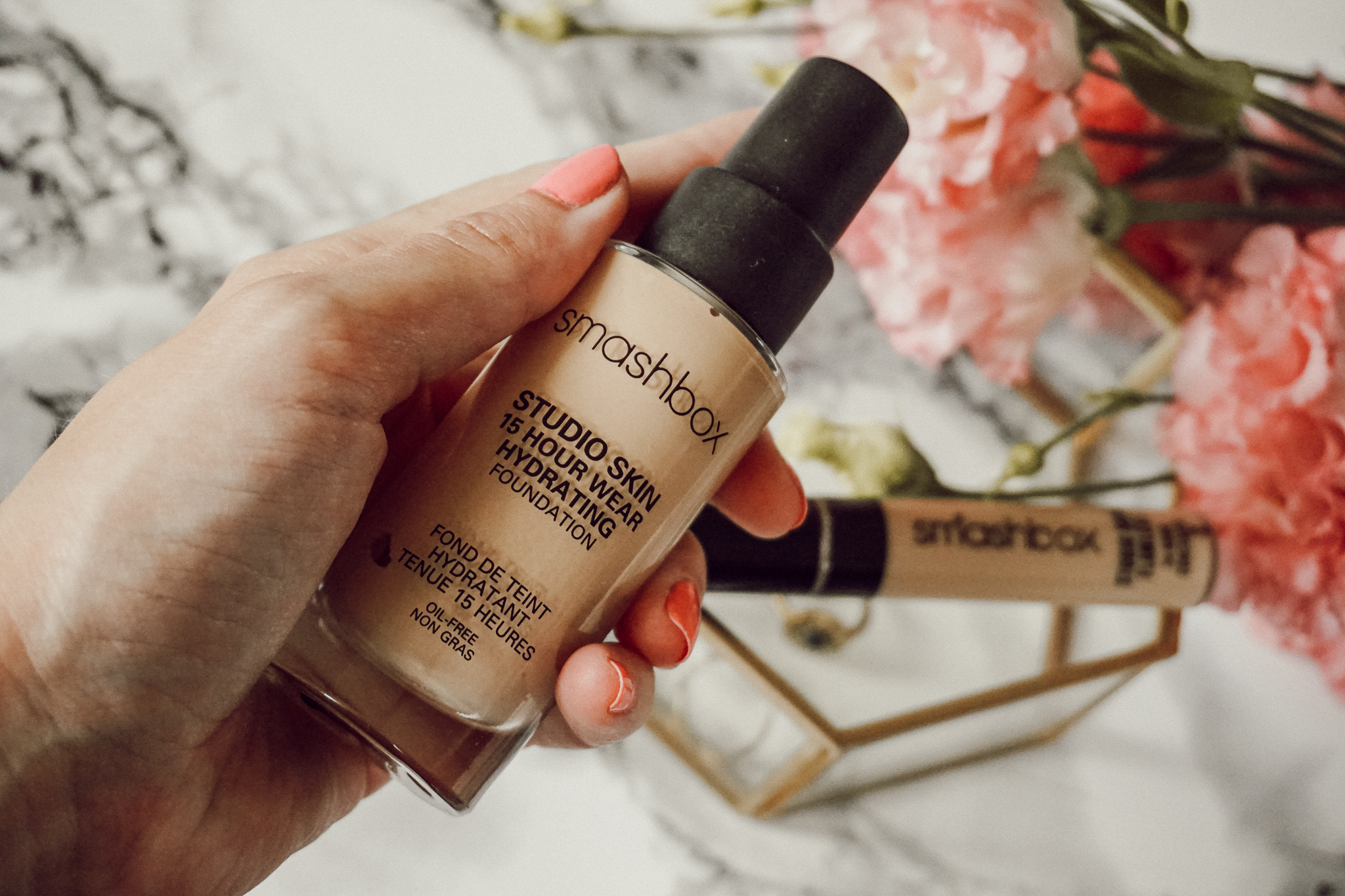 Smashbox Foundation Concealer