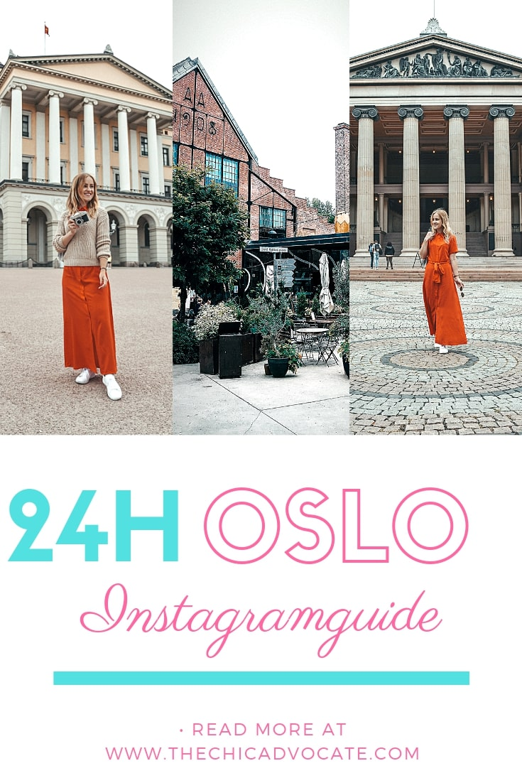 24 hours Oslo Norway City Guide