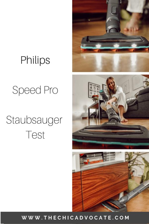 Philips Speed PRO Staubsauger (1)