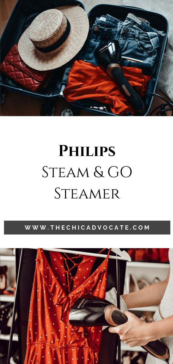 Philips Steam & Go Steamer Bügeln (1)