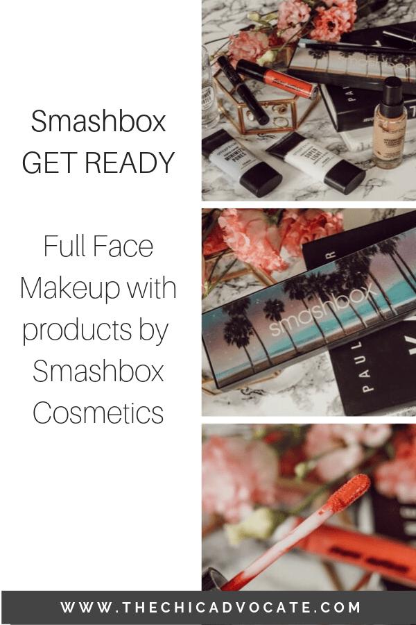 Smashbox Makeup Primer Concealer Foundation Glossangeles L.A. Cover Shot Palette (1)