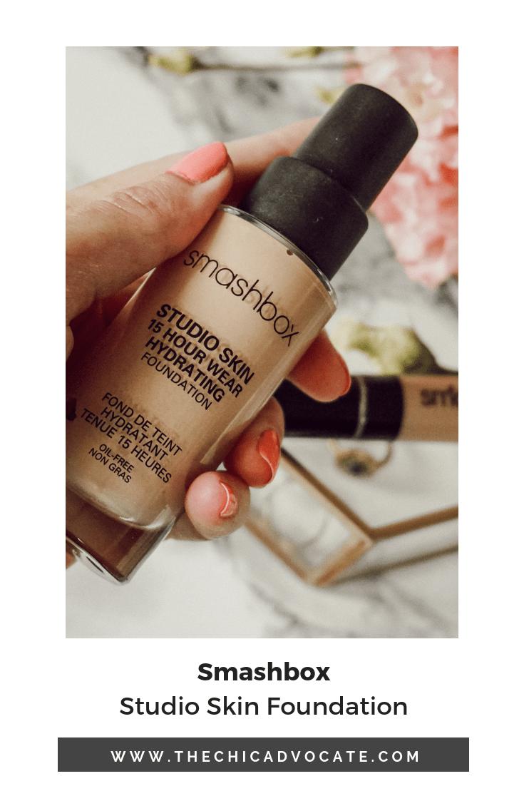 Smashbox Studio Skin Foundation Makeup Primer Concealer Foundation Glossangeles L.A. Cover Shot Palette
