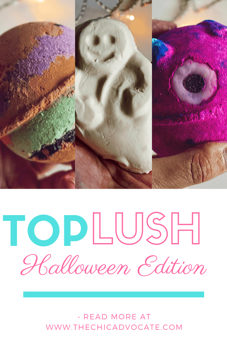 Halloween Lush Bathbomb