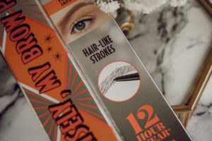 BENEFIT - Precisely, my brow