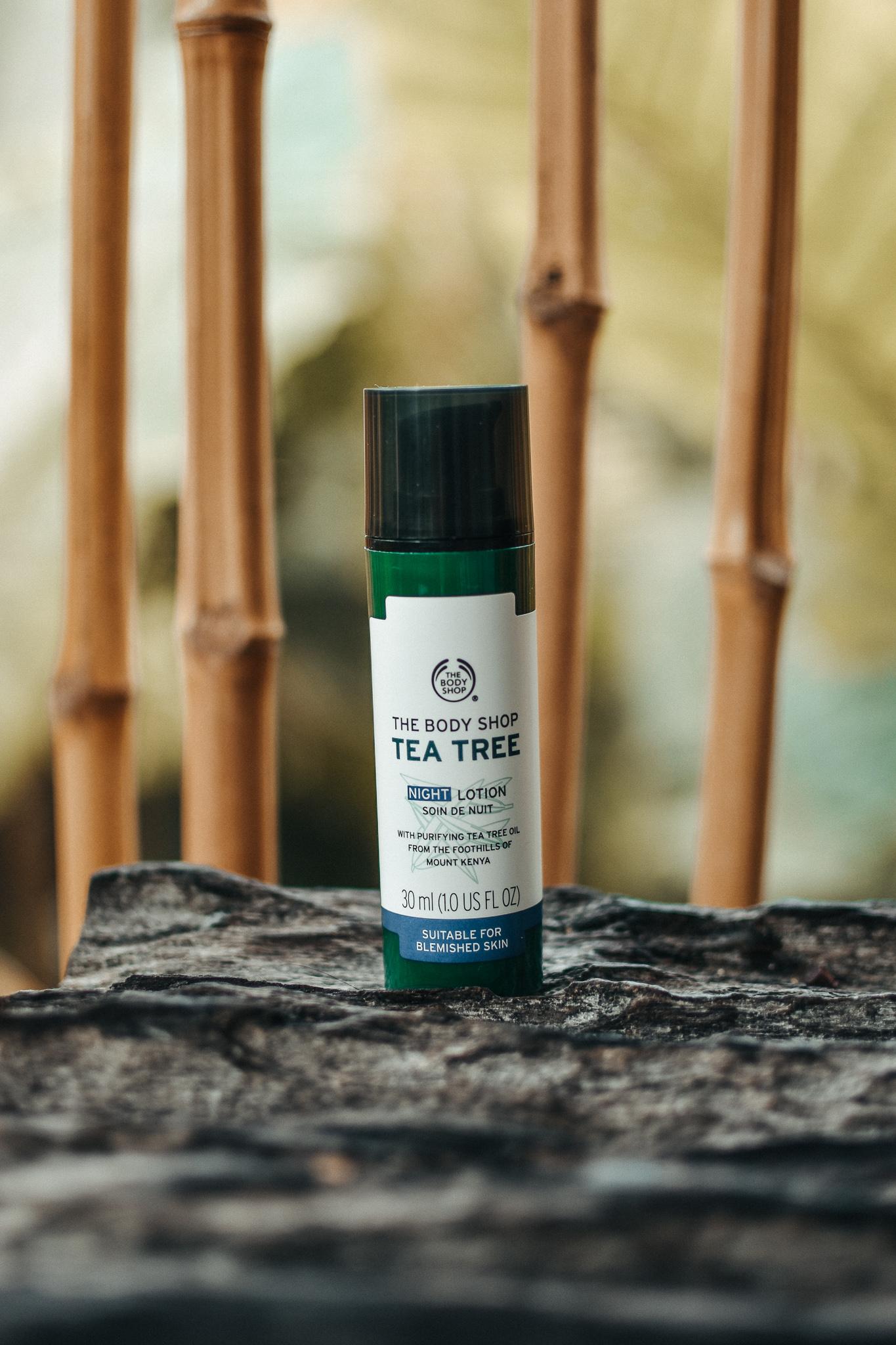 The Body Shop Tea Trea Oil Nighi